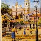 Portugal Postcard Portimao Coleccao Coisas Nossas