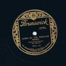 Ed Smalle Down By The Winegar Works 78 rpm I Wish I Was In Peoria Brunswick
