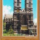 London England Postcard Westminster Abbey