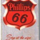 Phillips 66 Michigan Road Map 1959