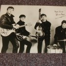 Pete Best signed 10x7 photo reprint? Beatles