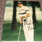 Mark Brooks PGA Golfer signed 8x10 photo