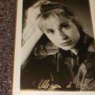 Maryam D'Abo signed 5x7 photo, Bond Girl