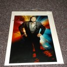 John Rhys Davies signed inscribed 8x10 photo