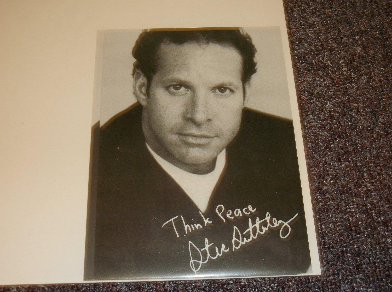 Steve Guttenberg signed reprint 5x7 photo