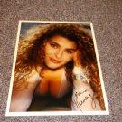 Corinna Harney signed reprint 8x10 photo, Playboy