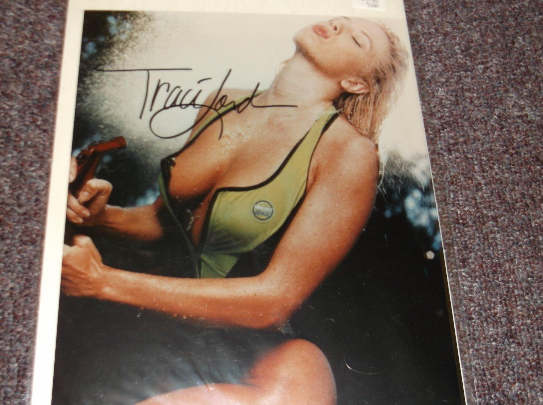 Traci Lords signed 8x10 photo w/COA