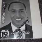 Lionel Moise signed inscribed 5x7 photo in person