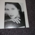 Christy Turlington signed reprint 5x7 photo