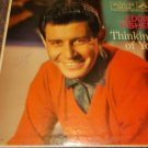 Eddie Fisher (1928-2010) signed 1957 LP cover