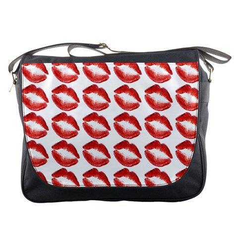 Lips Messenger Bag #84643888