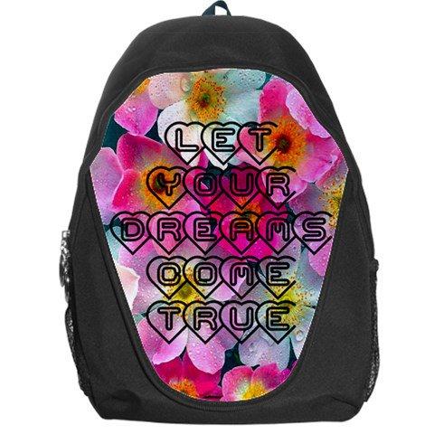 Flowers School Bag #84783338