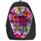 Flowers School Bag #84783338