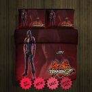 Tekken Fleece Blanket Large & 2 Pillow Cases #86824050 ,86824052(2)