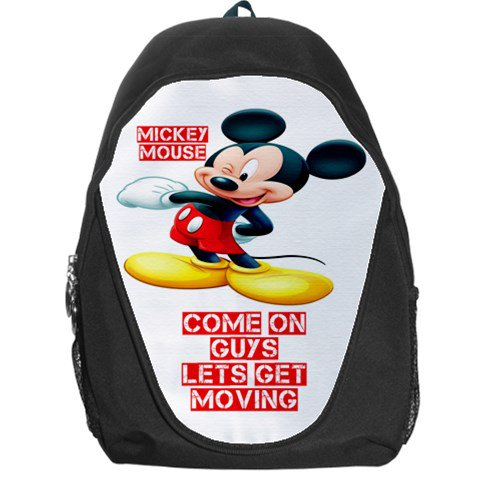 Mickey Mouse Backpack Bag #87850017