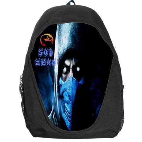 Mortal Kombat Backpack Bag #88064607