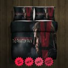 Metal Gear Solid V  Blanket Large & 2 Pillow Cases #93259301 ,93259305(2)