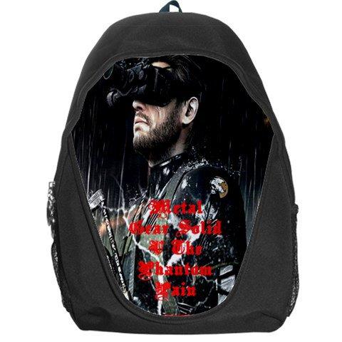 Metal Gear Solid V Backpack Bag #93260100