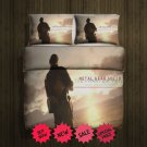 Metal Gear Solid V Blanket Large & 2 Pillow Cases #93260112 ,93260114(2)