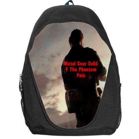 Metal Gear Solid V  Backpack Bag #93260117