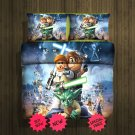 Lego Star Wars Fleece Blanket & 2 Pillow Cases 79812902,79812907(2)