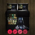 Star Wars The Force Awakens Darth Vader Blanket Large & 2 Pillow Cases #94238505 ,94238507(2)