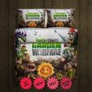 Plants Vs Zombies Garden Warfare Blanket Large & 2 Pillow Cases #94732219,94732220(2)