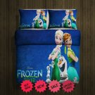 Frozen Fever Blanket Large & 2 Pillow Cases #96550776,96550777(2)