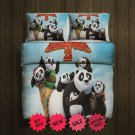 Kungfu Panda 3 Blanket Large & 2 Pillow Cases #97292382 ,97292383(2)