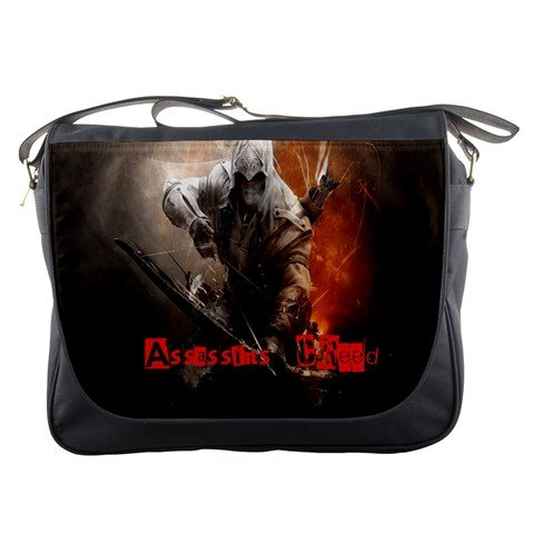Assassins Creed 3 New Messenger Bag #97363928