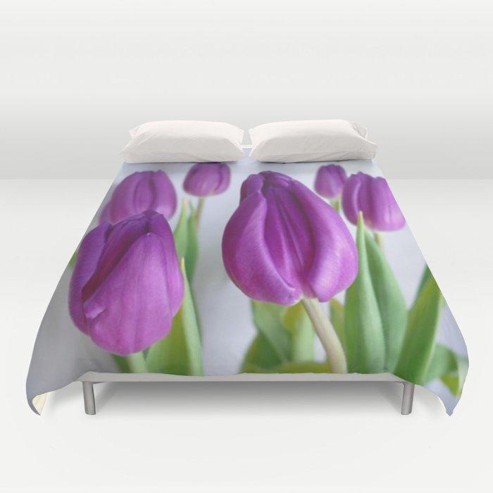 Tulip Duvet Cover Iragorastore
