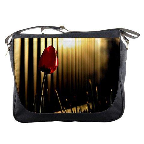 Tulips 2 Messenger Bag #98648076