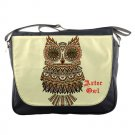 Aztec owl Messenger Bag #98741819