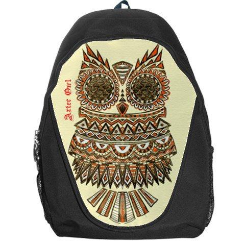 aztec owl  Backpack Bag #98741800