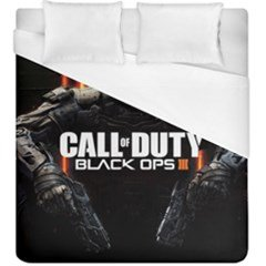Call Of Duty Black Ops 3 Duvet Cover King Size #108893299