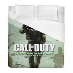 Call Of Duty Duvet Cover #117932939