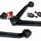Suspension Kit 2 Upper Control Arms Balls Assembly & 2 Lower Ball Joints Durango