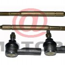 Front Steering System Tie Rod Ends Right Left Inner Outer Chevy Geo Toyota New