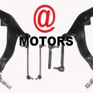 Kit Lower Control Arms Outer Tie Rod Ends Sway Bars Fits Murano 2005 2006 2007