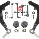 Murano Suspension & Steering Kit Front Sway Bar Links Control Arm Strut Mounts