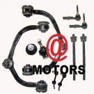 Suspension Steering Upper Control Arms Ball Joints Sway Bar Tie Rods Expedition