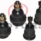2007 Chevrolet Silverado 1500 HD Suspension Ball Joint 2 Front Lower 2 Upper New