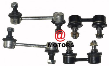 2 Front & 2 Rear Sway Bar links Right Left Toyoya Celica Corolla Chevrolet Prizm