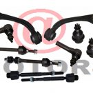 New Replacement Kit Upper Control Arm Tie Rod End Sway Bar Dodge Mitsubishi Ram