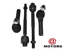 Dodge Dakota Steering Auto Parts Kit Inner & Outer Tie Rod Ends RH & LH Rack