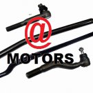 Steering Tie Rod Ends Chassis 4WD Ford Excursion F250 Pickup F350 Super Duty New