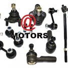 Corolla Ball Joints Rear Front Sway Bar links Tie Rod Ends Right Left Suspension