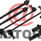 Saturn ION Chevrolet Cobalt HHR Pontiac G5 Steering Tie Rods Replacemente Parts