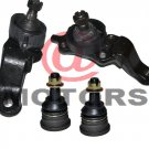 Upper and Lower Ball Joint Replacement Set Suspension for Toyota Tundra Sequoia
