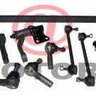 Steering Center Link Tie Rod Suspension Upper Arm Sway Bar 2WD FRONTIER 3.3L